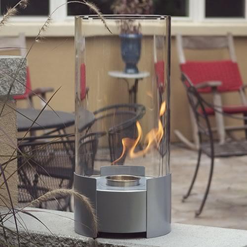 caldo decorative ethanol bio fireplace