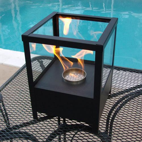 Nu Flame Sparo Tabletop Portable Decorative Fireplace